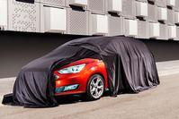 Ford teaser C-Max facelift