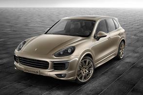 Porsche Exclusive pakt Cayenne aan