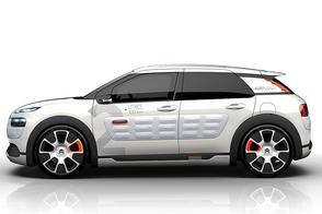 Citroën C4 Cactus Airflow 2L: gelegenheidsdrinker