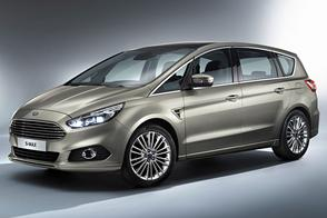En dan nu officieel: Ford S-Max!