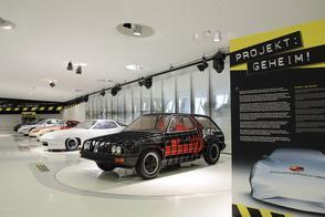 Porsche Museum opent geheime deuren