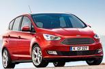 Ford geeft vernieuwde C-Max prijskaartje