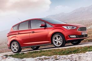 Ford onderwerpt C-Max aan facelift