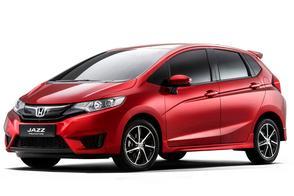Honda gunt Europa Jazz Prototype