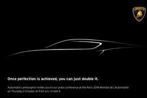 Lamborghini schetst voor Parijs