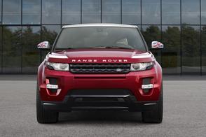 Range Rover Evoque in Britse kleuren