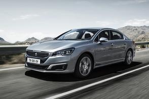 Gereden: Peugeot 508