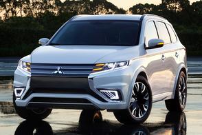 Dit is de Mitsubishi Outlander PHEV Concept-S
