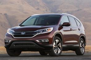 Honda toont front gefacelifte CR-V