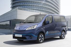 Stekkerklasse: Nissan e-NV200 VIP Concept