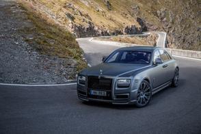 Extase: Rolls-Royce Ghost Spofec