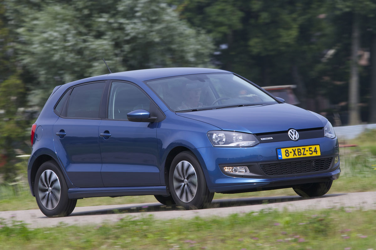 volkswagen polo 1 4 tdi 75 pk bluemotion 2014 autotests. Black Bedroom Furniture Sets. Home Design Ideas