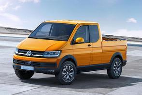 Volkswagen Tristar: burger-Unimog