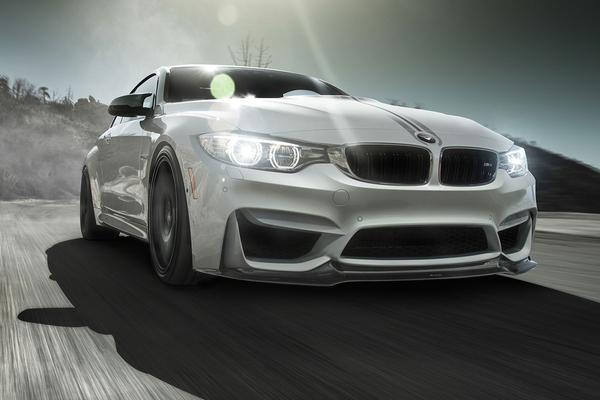 BMW M4 GTS lijkt bevestigd