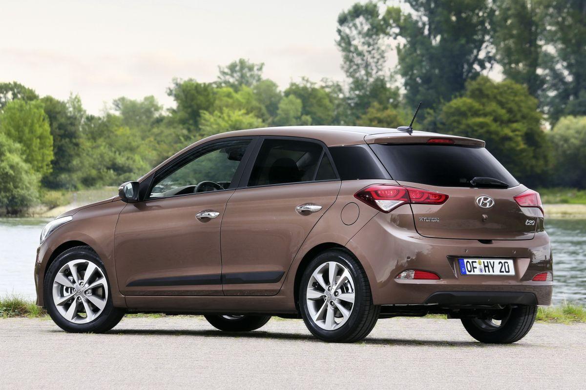 Hyundai i20 prijs