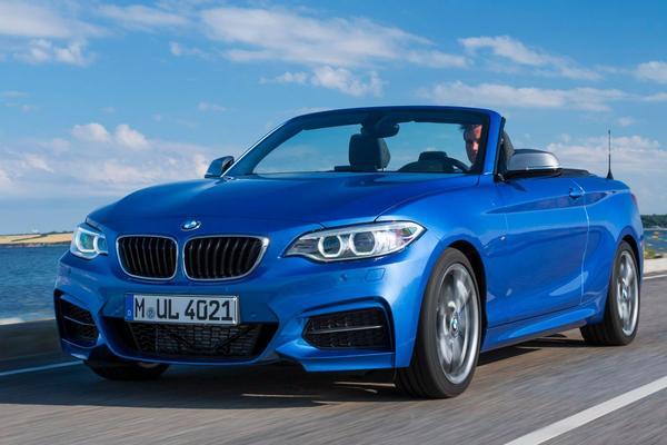 Gereden BMW 2-serie cabrio