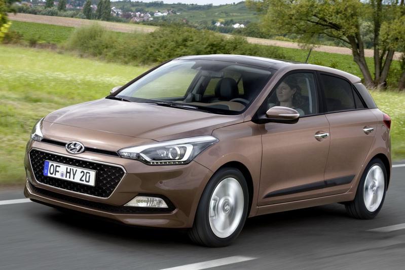 Gereden Hyundai I20 Autonieuws Autoweek Nl
