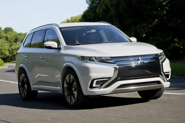 VS: langer wachten op Mitsubishi Outlander PHEV