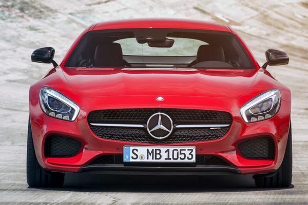 'Mercedes komt met Panamera-concurrent'
