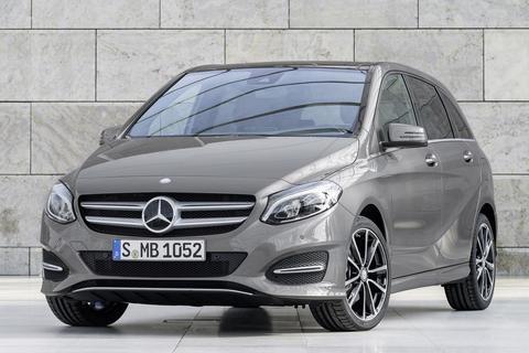 Mercedes benz b klasse b 180 prestige specificaties for Mercedes benz prestige