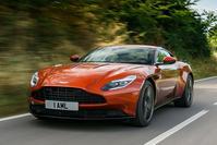 Aston Martin DB11 - Rij-impressie