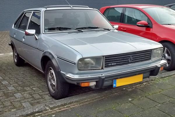 In het wild: Renault 20
