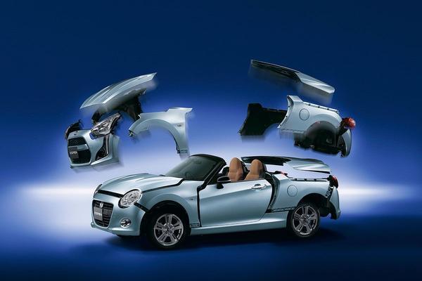 Nieuwe wisselkoets voor Daihatsu Copen Cero