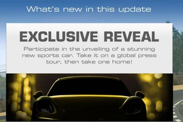 'Porsche Cayman GT4 debuteert in Real Racing'