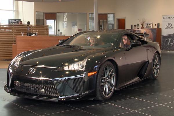 Video: GTO Journaal - LFA moest beste auto in z'n klasse worden