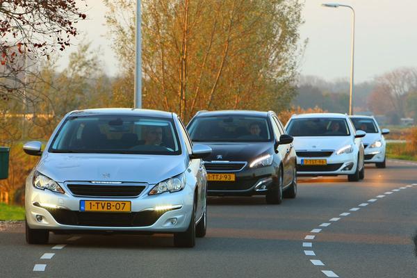 Video: A-Team op pad met de Peugeot 308