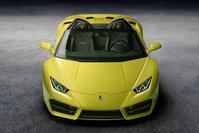 Lamborghini Huracán als LP 580-2!