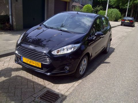 ford fiesta 1 6 tdci titanium lease 2013 gebruikerservaring autoreviews. Black Bedroom Furniture Sets. Home Design Ideas