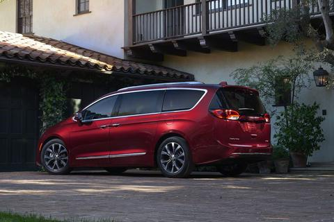 chrysler pacifica volgt town country op autonieuws. Black Bedroom Furniture Sets. Home Design Ideas