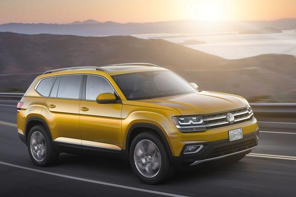 Dít is de Volkswagen Atlas!