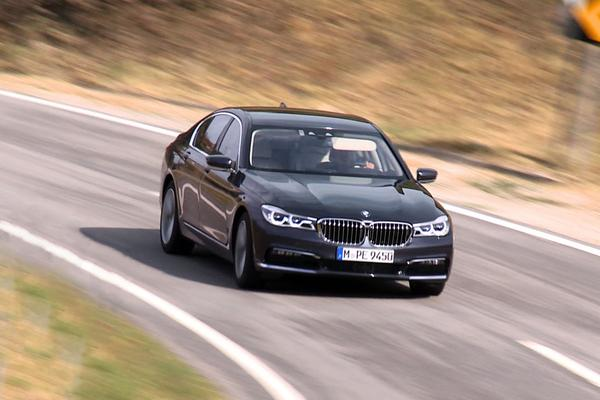Video: Rij-impressie BMW 7-serie