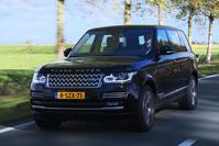 Rij-impressie - Range Rover Long Wheel Base