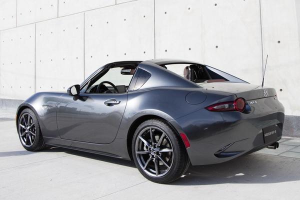 Vanafprijs Mazda MX-5 RF bekend