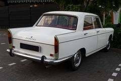 In het wild: Peugeot 404 (1968)