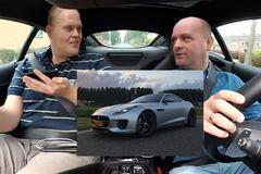 LiveDrive #22 - Jaguar F-Type 400 Sport