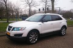 In het wild: Saab 9-4X (2011)