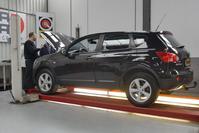 Klokje Rond - Nissan Qashqai