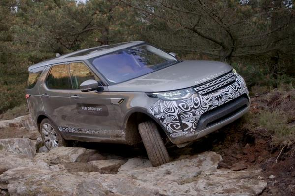 Video: Land Rover Discovery - Rij-impressie