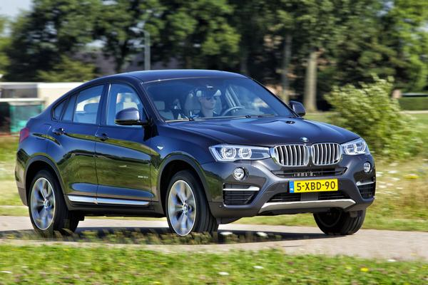 BMW X4 xDrive 30d