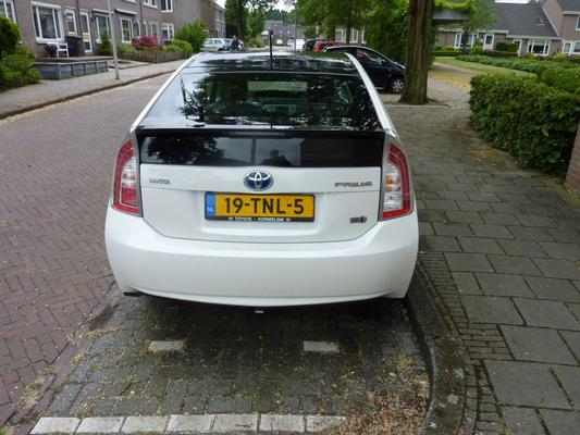 toyota prius 1 8 hsd dynamic business 2012 gebruikerservaring autoreviews. Black Bedroom Furniture Sets. Home Design Ideas