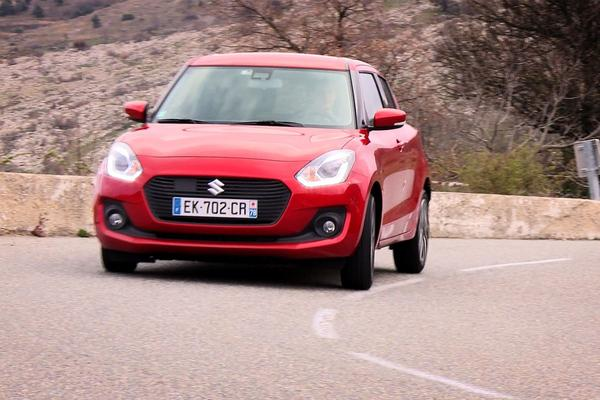 Video: Suzuki Swift - Rij-impressie