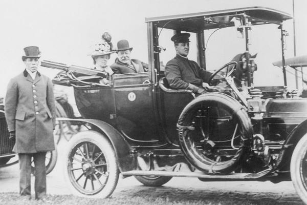 Achtergrond: een eeuw presidentiële limousines