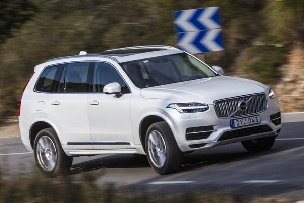 'Volvo XC90 T8 voldoet aan eisen 7% bijtelling'