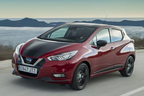 nissan micra dci 90 business edition specificaties. Black Bedroom Furniture Sets. Home Design Ideas