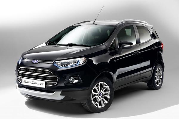 Vernieuwde Ford Ecosport heeft prijzen
