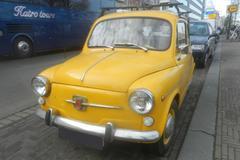 In het wild: Fiat 600 (1973)